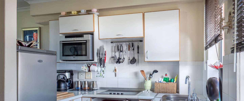 Zo ziet het doorsnee keukenkastje van de Nederlander eruit