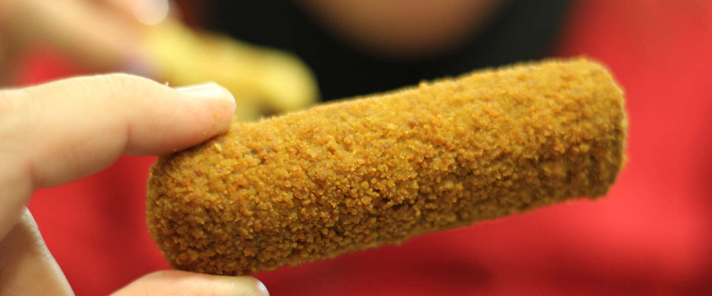 Nationale Krokettendag: de kroket in 6 feitjes
