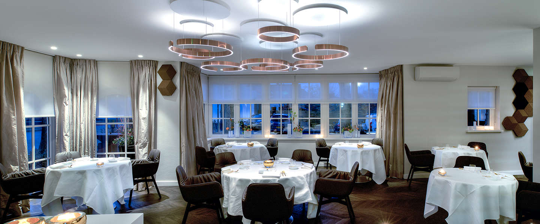 Restaurant De Lindehof in Nuenen heeft compleet nieuwe uitstraling