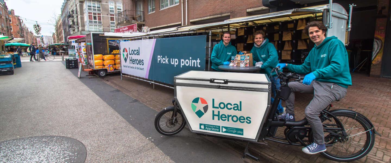 Support your locals-initiatief Local Heroes haalt miljoenen op bij Dragon's Den