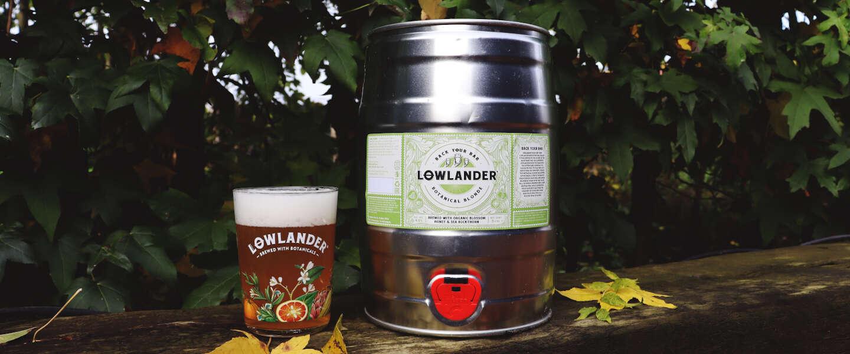 Lowlander laat je bier drinken om de horeca te helpen