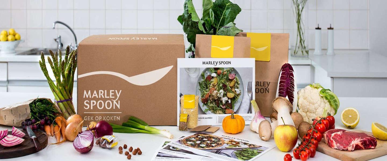 Dit kun je verwachten van een maaltijdbox van Marley Spoon