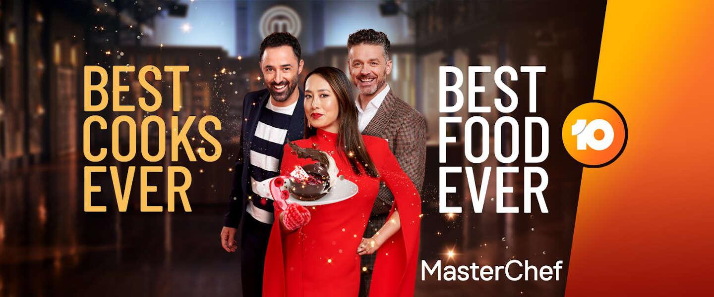 Eerste beelden nieuwe kandidaten MasterChef Australia 2021 (seizoen 13)