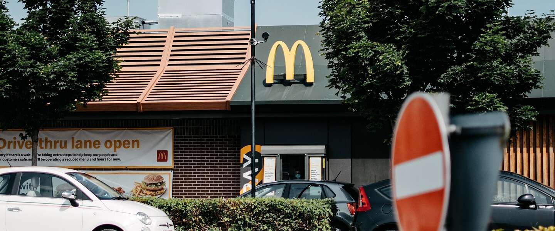 Geen milkshakes bij McDonald's in Engeland, Schotland en Wales