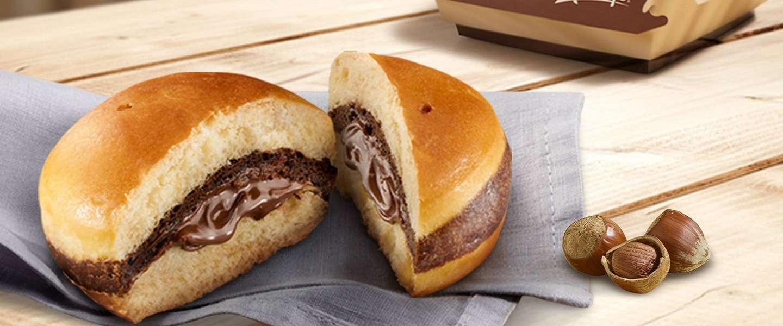 Italiaanse McDonald's komt met de Nutella burger!