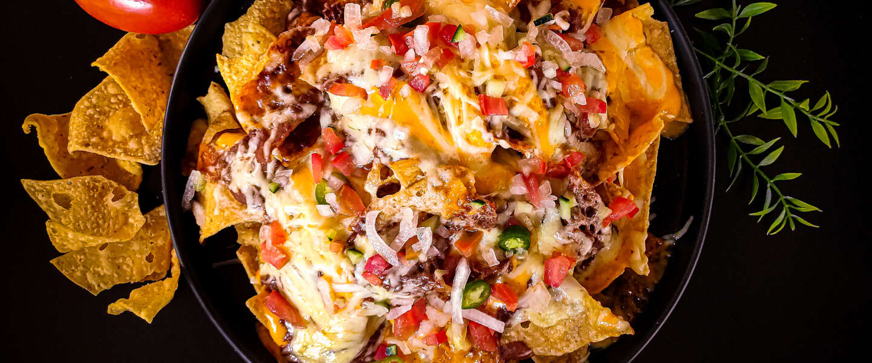 Heel Brabants dorp getrakteerd op gratis nacho's mét dip