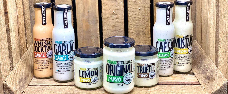 Mister Kitchen heeft lijn met zeven vegan producten op de markt gebracht