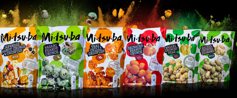 De nieuwe snacks van Mitsuba gaan je borrel van wat pit voorzien