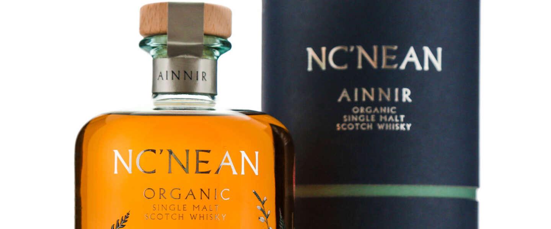 Eerste fles Nc'nean whisky verkoopt voor ruim 45.000 euro