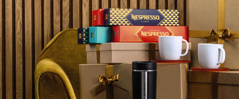 Limited Edition Italian Festive koffies van Nespresso ere Italiaanse tradities