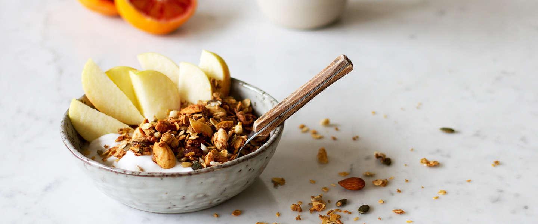 De biologische en glutenvrije granola's van Oot Granola