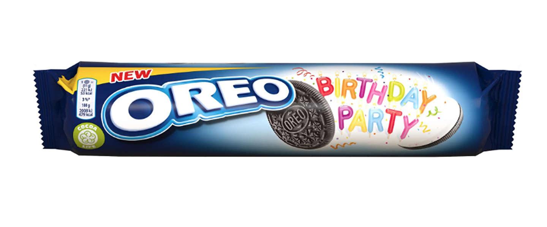 Oreo bestaat 10 jaar en trakteert op een nieuwe smaak
