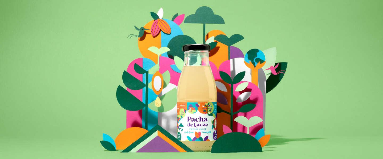 Pacha de Cacao gaat Nederland aan het cacaosap krijgen