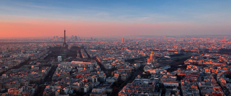 Grootste dakboerderij ter wereld verrijst in Parijs