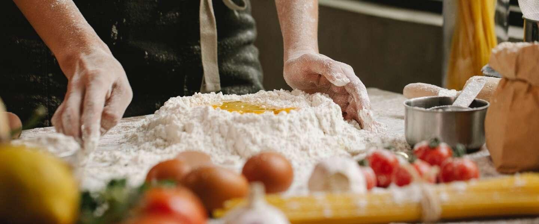 Verse pasta maken wordt met deze tips een stuk gemakkelijker