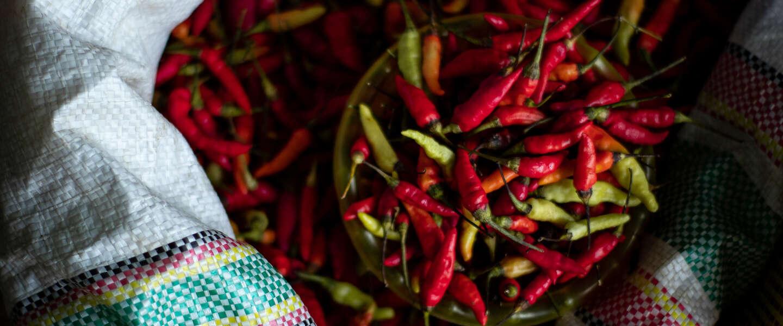 Dit zijn de 10 heetste pepers ter wereld en hun Scovillewaarde
