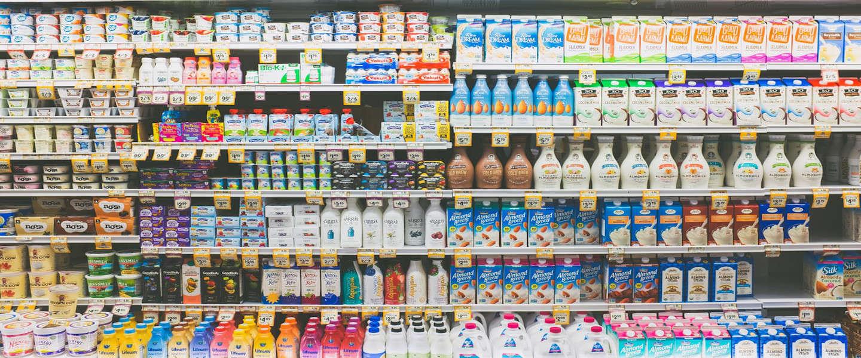 A-merken supermarkten fors in prijs gestegen