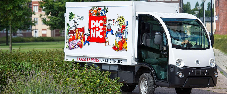 Bijna 3 miljoen Nederlanders doen boodschappen online; Picnic snoept omzet concurrenten op