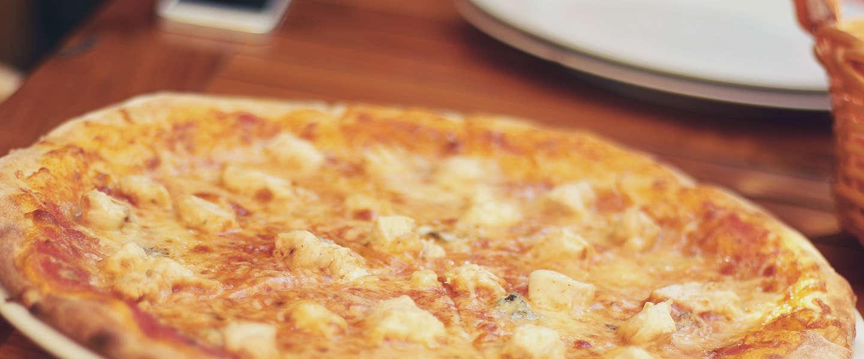 Pizza Margherita favoriet onder Nederlanders