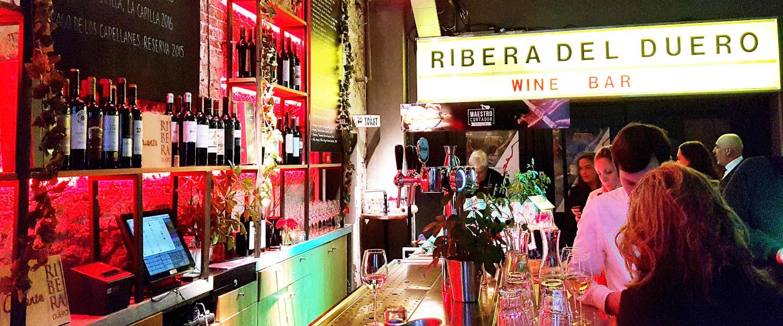 Wijnliefhebber? In hartje Amsterdam is de Ribera del Duero pop-up wijnbar geopend