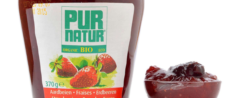 Drie awards voor Pur Natur biologische aardbeienjam