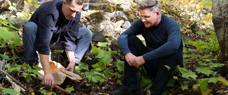 Het nieuwe seizoen van Gordon Ramsay: Uncharted staat voor de deur