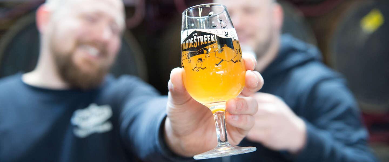 Bierbrouwer vandeStreek probeert heel Nederland hopboer te maken