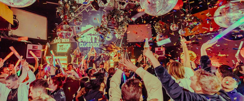 Desporados organiseert de Party Club Quiz in Chin Chin Club Amsterdam