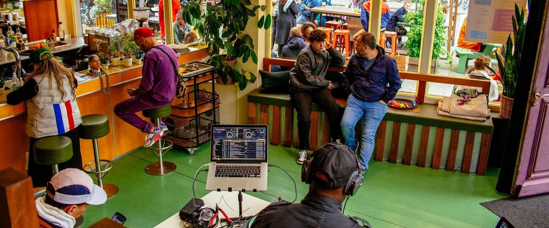 Smells Good In The Hood:  comfort food met 90's hiphopinvloeden