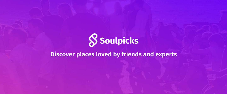Internationale experts delen favoriete plekken via nieuwe app Soulpicks