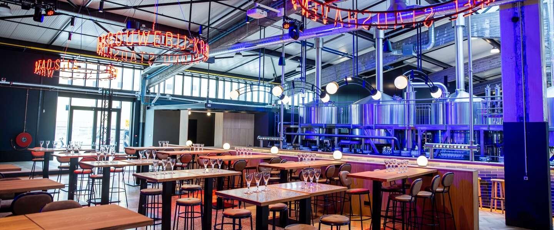 Stadshaven Brouwerij in Rotterdam heeft de deuren officieel geopend