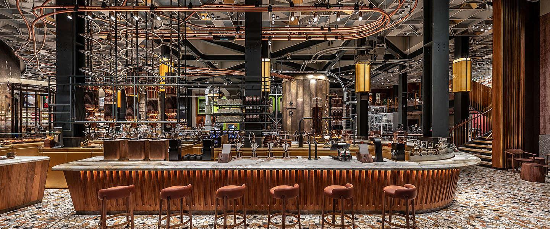 Starbucks opent eerste vestiging in Italië
