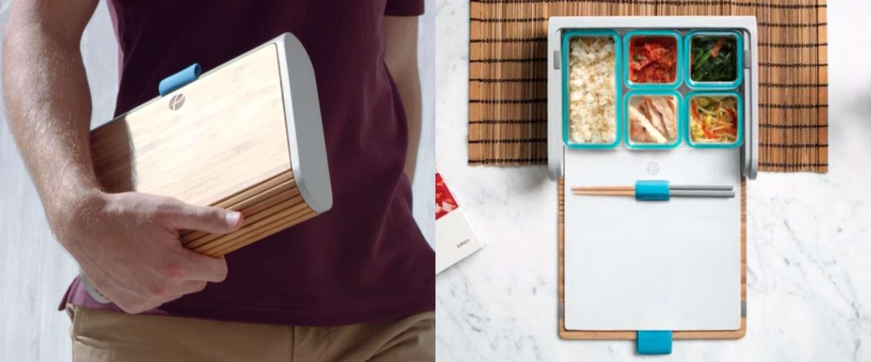 Prepd Pack: deze lunchbox is super stijlvol
