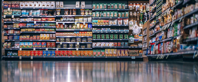 Huismerken van supermarkten blijven in prijs dalen