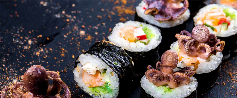 7 redenen waarom sushi altijd een goed idee is