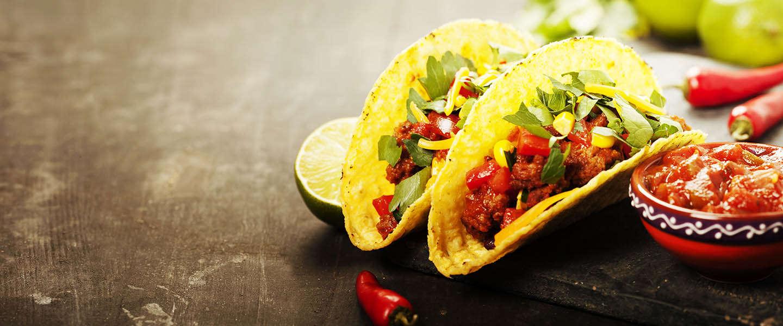 Zo maak je zelf gezonde tacoschelpen