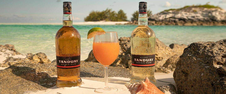 Tanduay Asian Rum is een van de populairste rums in Azië