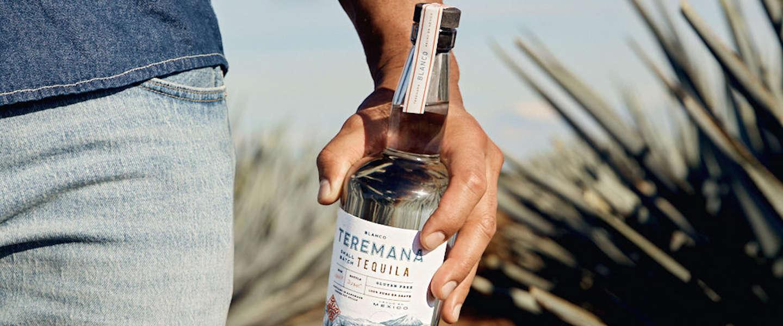 Teremana Tequila van The Rock verpulvert verkooprecords in 1ste jaar