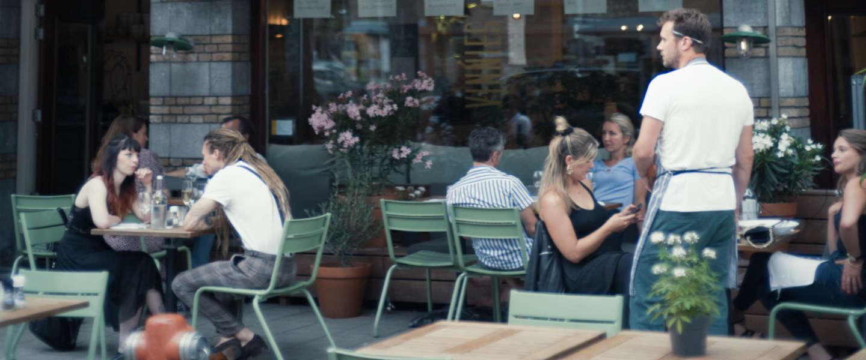 Bij Vinnies in Amsterdam dineer je nu ook wekelijks