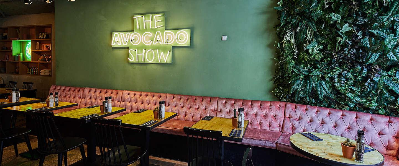 The Avocado Show Downtown opent 11 juli haar deuren