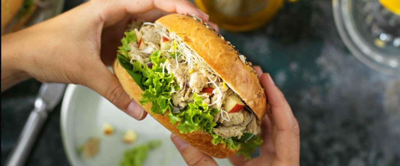 Nieuwe plantaardige tonijnvervanger van Garden Gourmet op de markt: Vuna