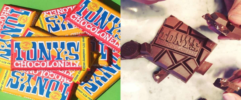 Tony Chocolonely komt met nieuwe smaak
