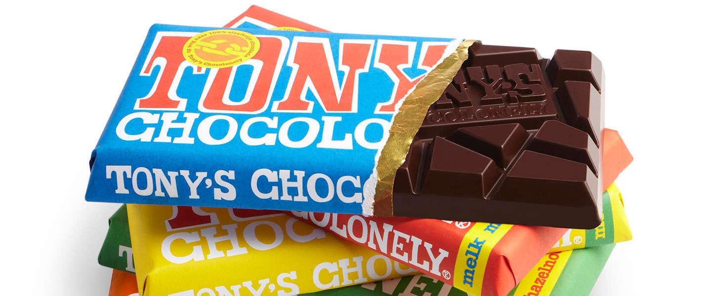 Tony's Chocolonely komt met pure kerstreep