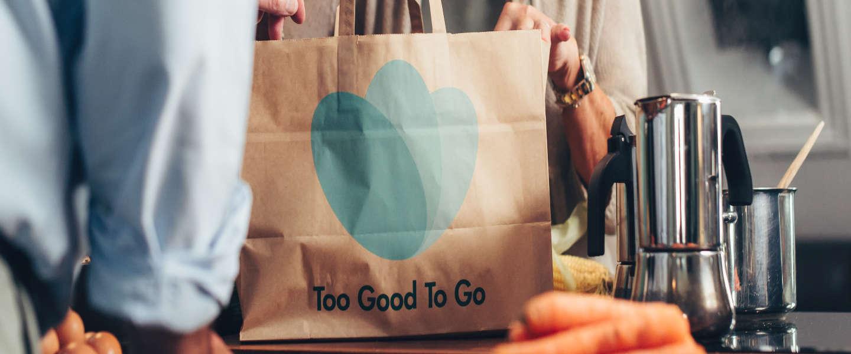 Too Good To Go stelt app beschikbaar voor reguliere afhaalmaaltijden