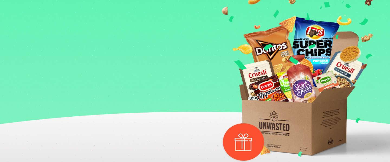 Nieuw initiatief Unwasted van PepsiCo tegen voedselverspilling