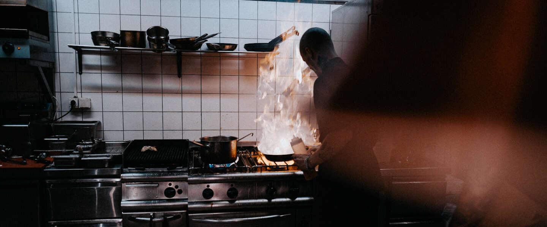 Hoe disruptief gaan dark kitchens voor de bezorgindustrie in Nederland zijn?