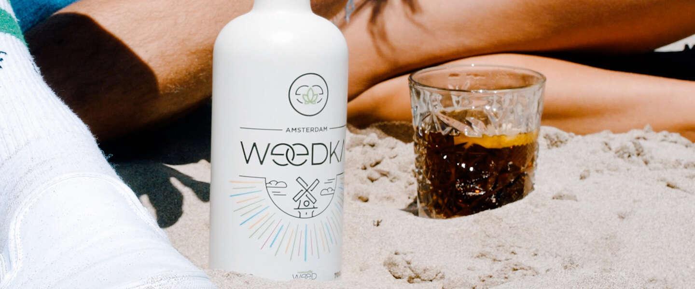 Amsterdamse wodka Weedka valt in de prijzen
