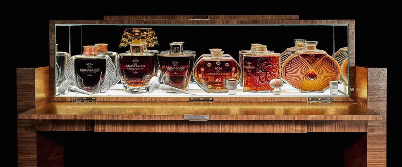 's Werelds duurste whisky-collectie onder de hamer