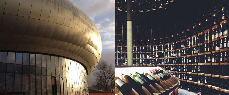 Heel gaaf: een wijn walhalla in Bordeaux