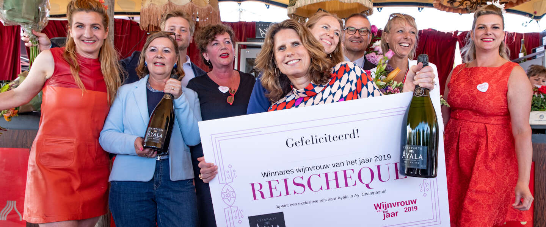 Gastvrij Rotterdam nieuwe sponsor en host finale Wijnvrouw van het Jaar